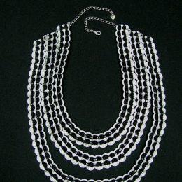 32 Collar Egipcio negro