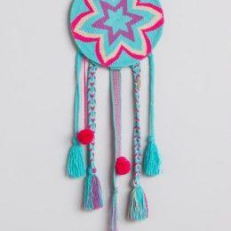 Colección Wayuu color menta