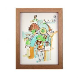 Green-Helmet-Sketch